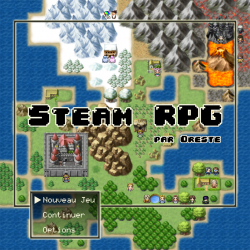 CD Steam RPG en Mousse -...