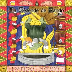 CD La Légende de Bando